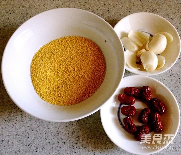 红枣百合小米粥的做法大全