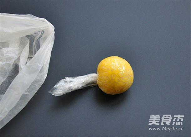 栀子花米饭趣味餐怎么做