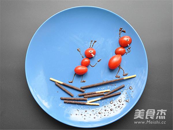 蚂蚁童趣餐的做法图解