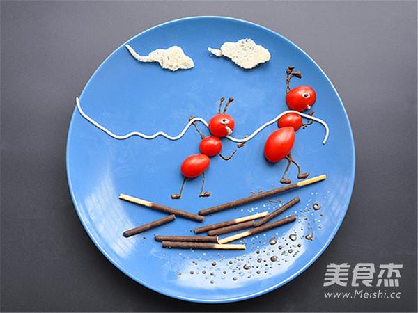 蚂蚁童趣餐怎么炒