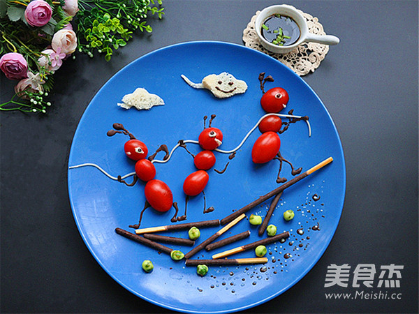 蚂蚁童趣餐怎么煮