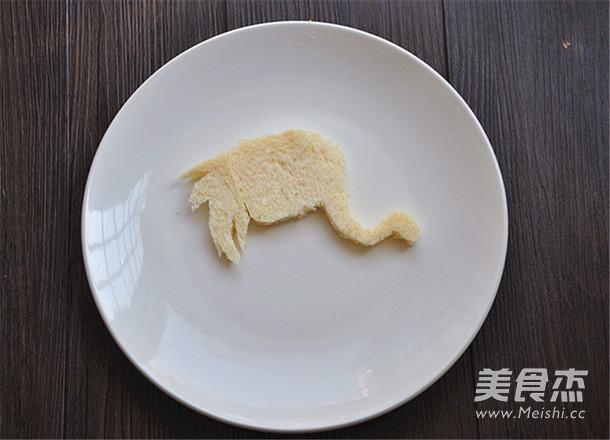 巧用吐司制作创意餐的做法图解