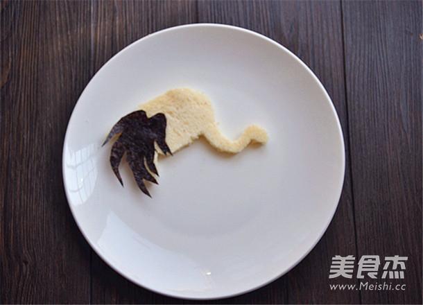 巧用吐司制作创意餐的家常做法