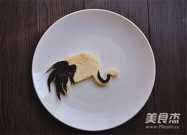 巧用吐司制作创意餐的简单做法