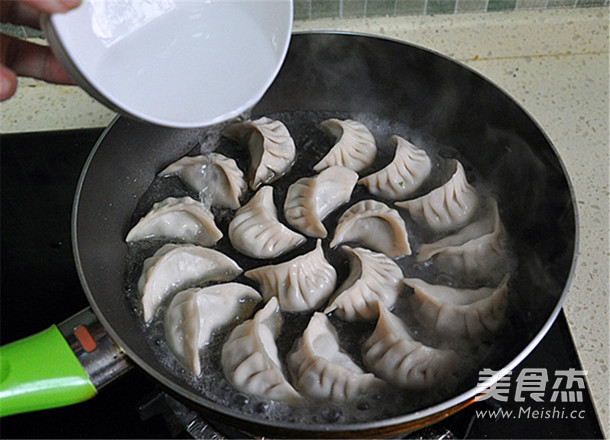 芹菜猪肉馅生煎饺子怎么做