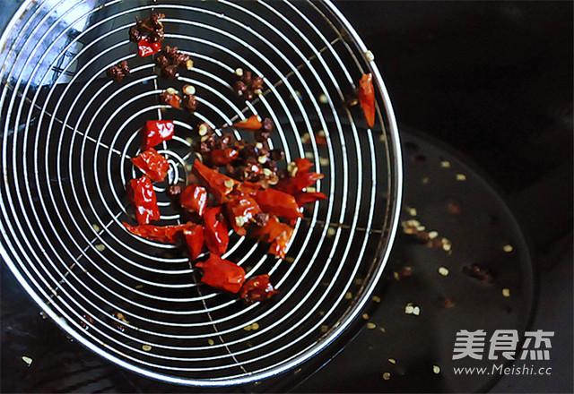 蒜炒牛蹄筋的简单做法