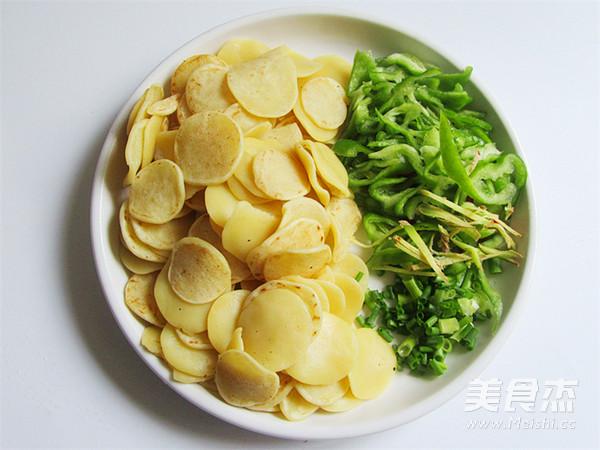 绿豆饼炒青椒的做法大全