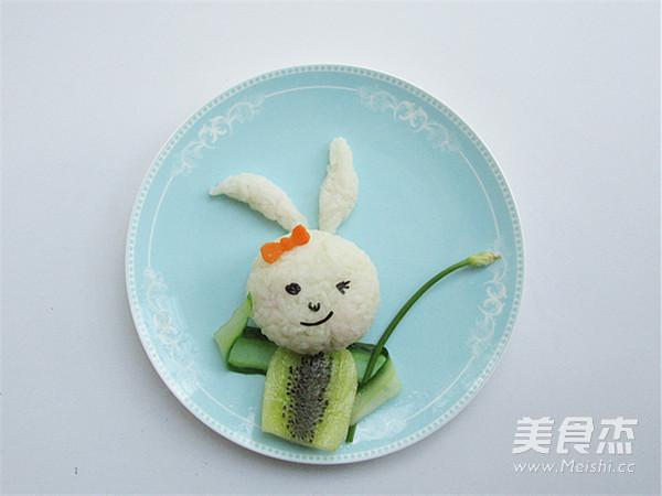 兔子趣味早餐怎么炒