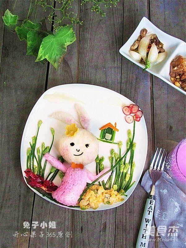 兔子趣味早餐怎么炖
