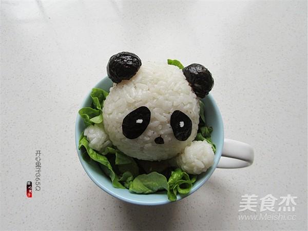 熊猫杯子儿童餐怎么煸