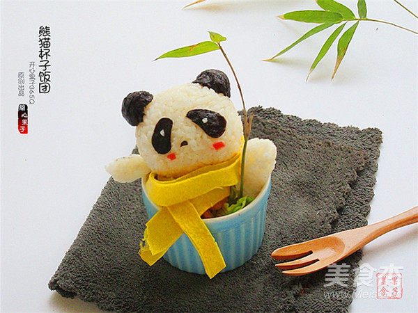 熊猫杯子儿童餐怎样做
