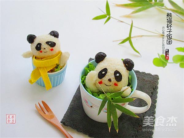 熊猫杯子儿童餐怎样炒