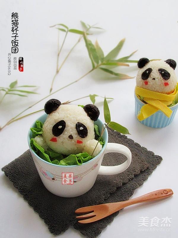 熊猫杯子儿童餐怎样煮