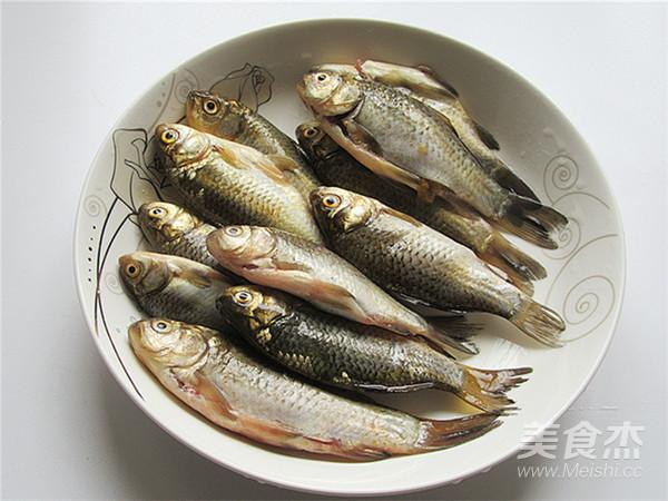 小鱼炖豆腐的做法图解