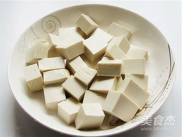 小鱼炖豆腐的家常做法