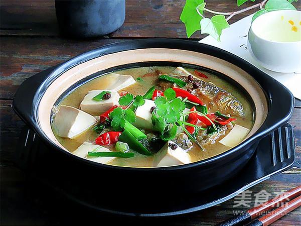 小鱼炖豆腐怎样炒