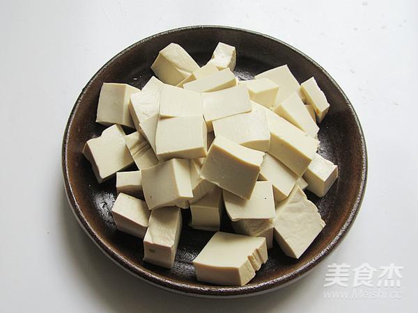 丝瓜炖豆腐的简单做法