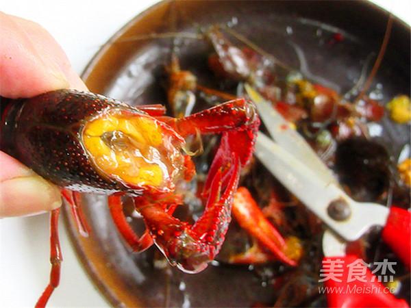 啤香麻辣小龙虾的做法图解