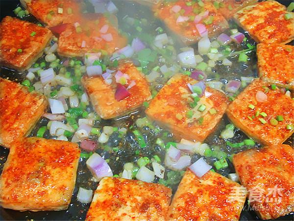 蒜香臭豆腐怎么炒