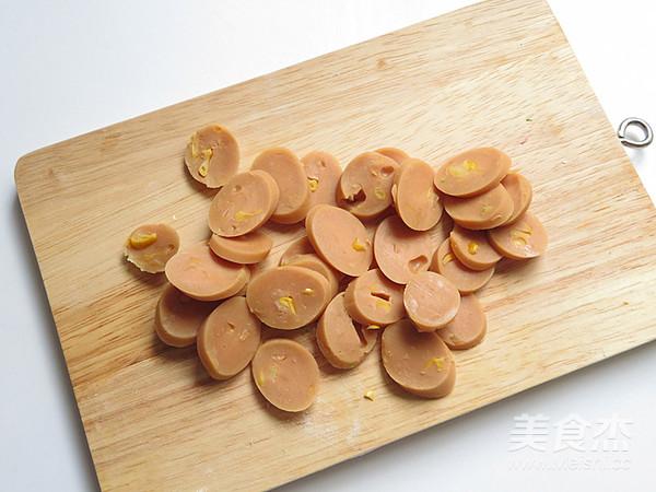 面条花式煎饼的家常做法