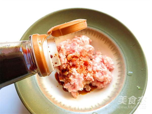 肉末粉皮的简单做法
