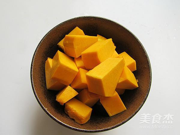 南瓜小米粥怎么吃
