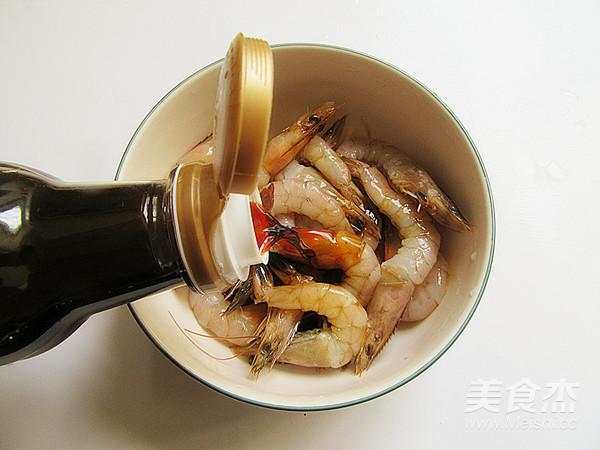 霸王超市丨金丝虾串的家常做法