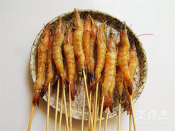 霸王超市丨金丝虾串怎么煮
