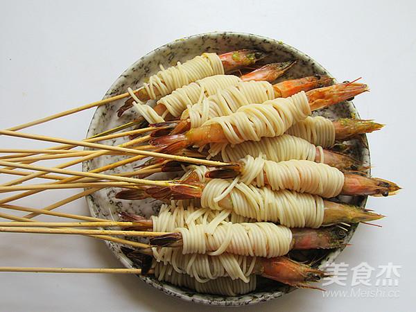 霸王超市丨金丝虾串怎么炖