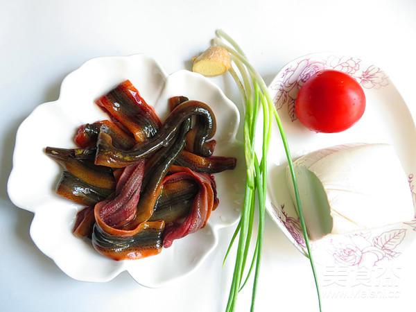 番茄豆腐鳝鱼汤的做法大全