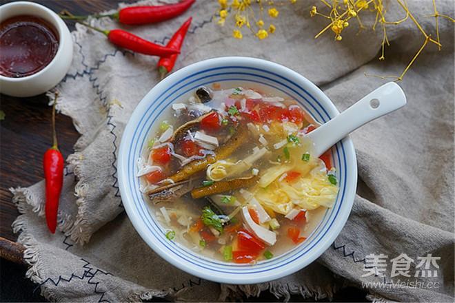 番茄豆腐鳝鱼汤怎样做