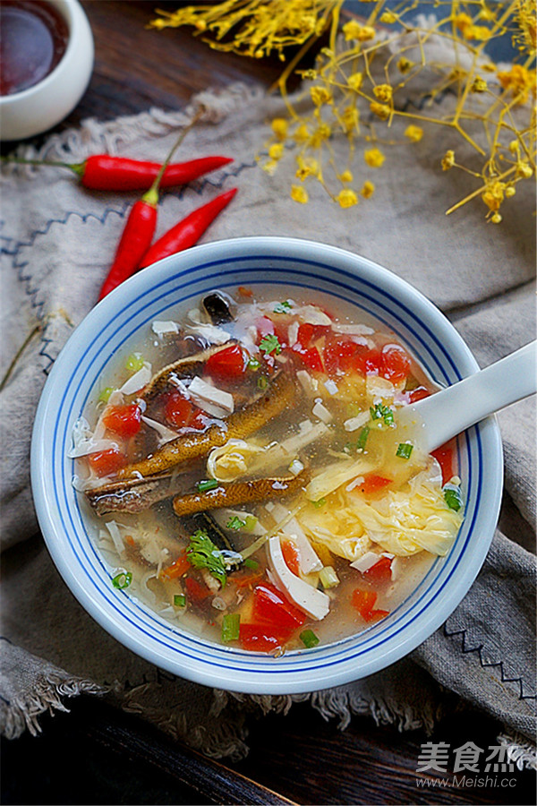 番茄豆腐鳝鱼汤怎样炒