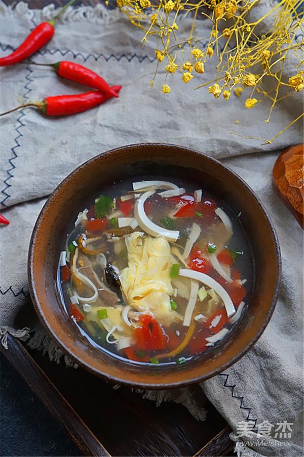 番茄豆腐鳝鱼汤怎样煮