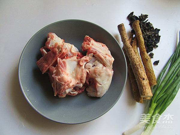棒骨山药养颜暖身汤的做法大全