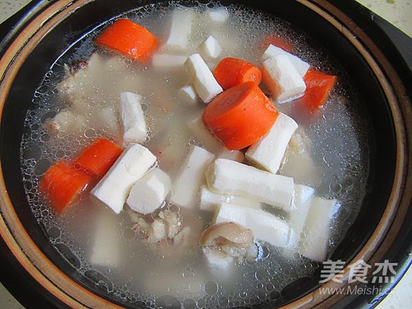 棒骨山药养颜暖身汤怎么炒