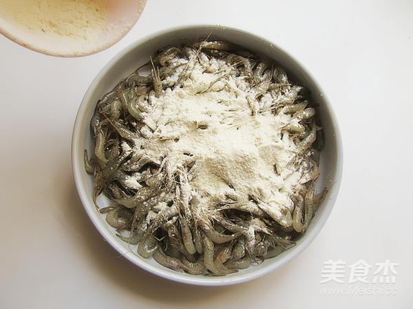 炸河虾的家常做法