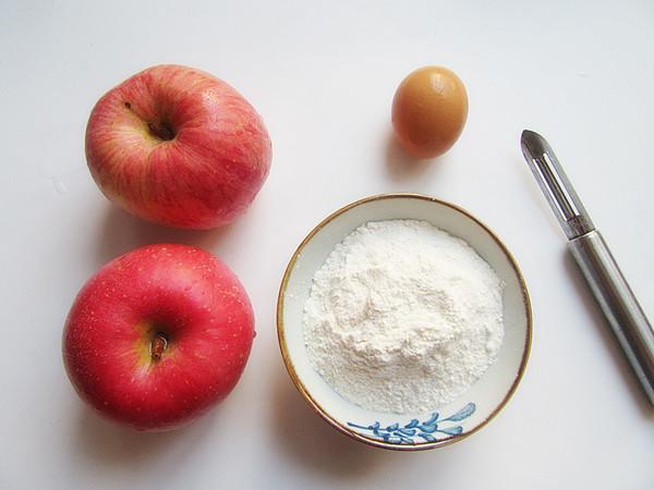 苹果做点心_自制苹果小甜点的做法_自制苹果小甜点怎么做_美食杰