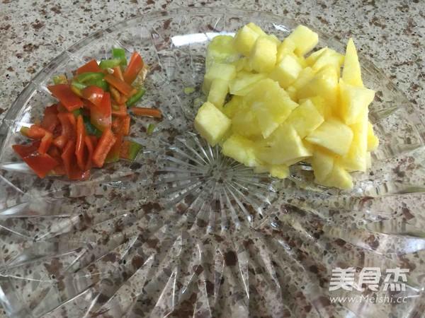 菠萝咕咾肉怎么做