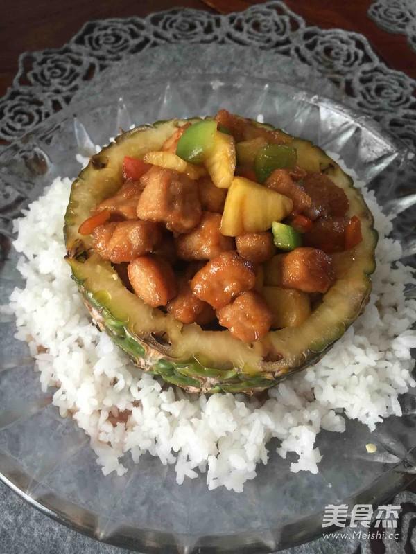 菠萝咕咾肉怎样煮