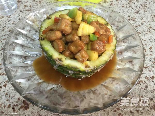 菠萝咕咾肉怎样炒