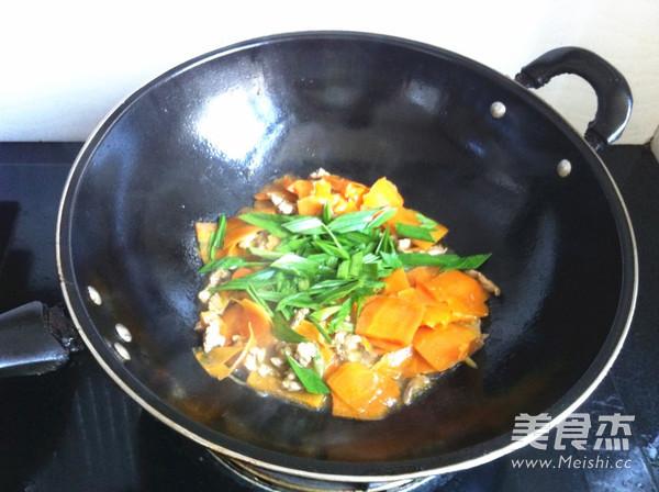 胡萝卜炒肉怎么吃