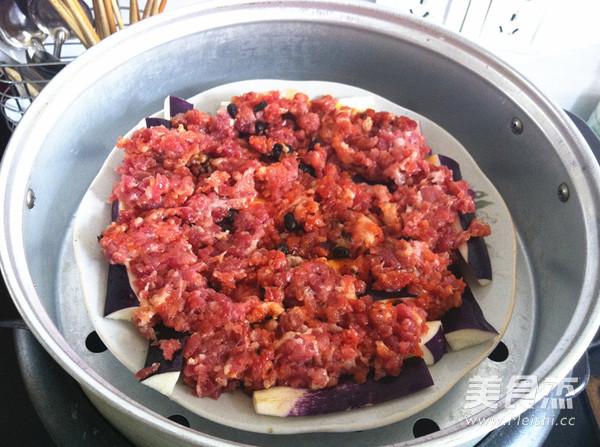 肉末蒸茄子怎么吃