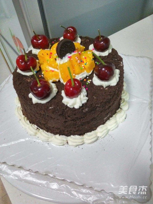 奥利奥蛋糕怎么煮
