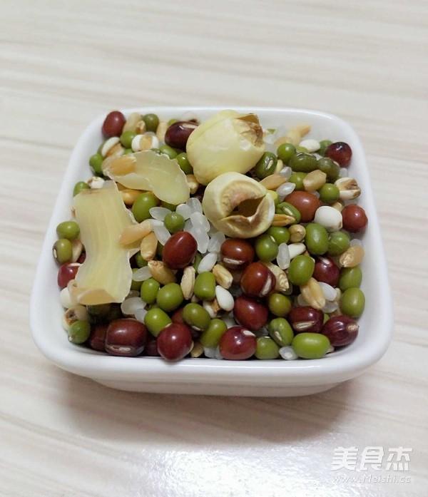 红枣莲子八宝粥的做法大全