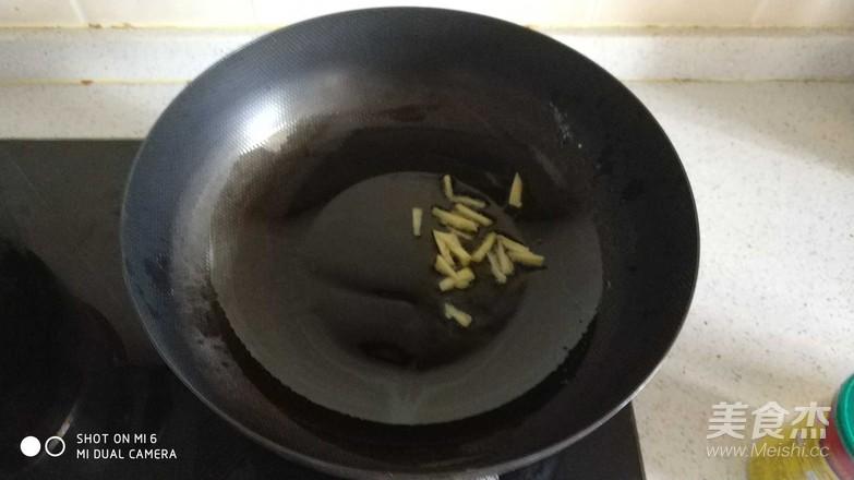 清炒西葫芦的家常做法