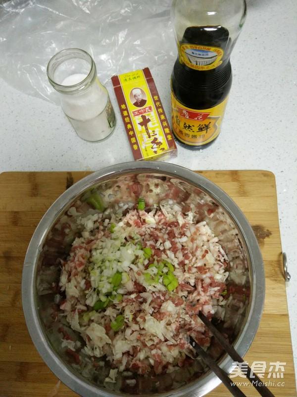 羊肉白菜饺子的做法大全