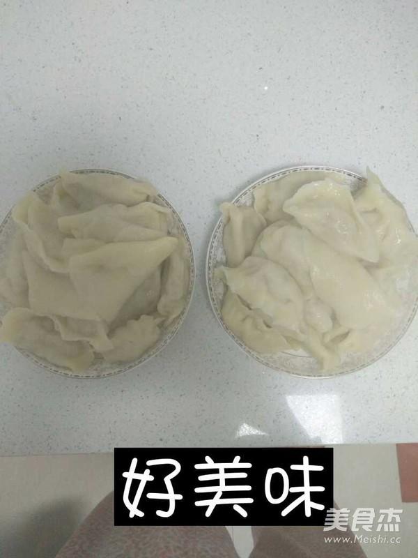 羊肉白菜饺子怎么做
