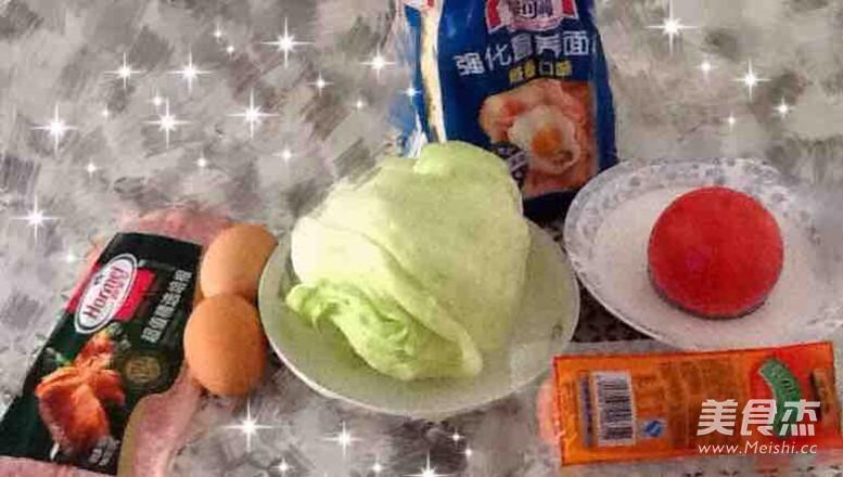 西式早餐摆盘_西式早餐的做法【步骤图】_菜谱_美食杰