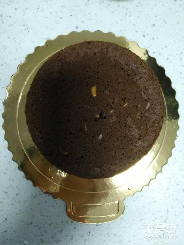 花生巧克力蛋糕怎么炖
