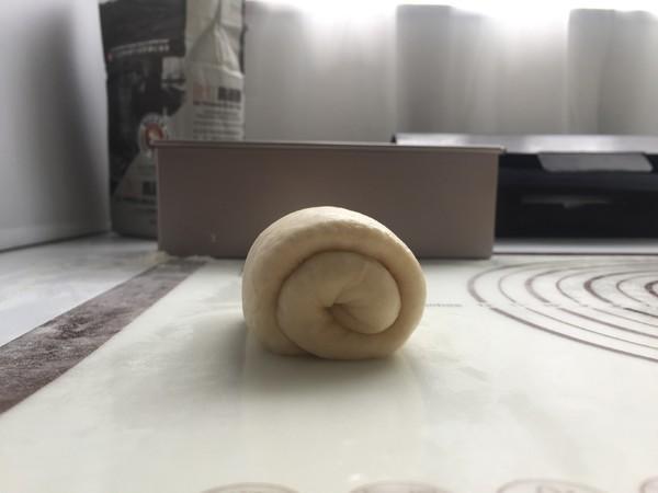 中种吐司的制作方法